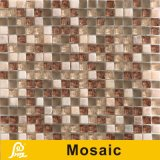 het Romige Mozaïek Marfil van 8mm voor Reeks Marfil van de Decoratie van de Muur de Romige (Romige Marfil 01/02/03/04)