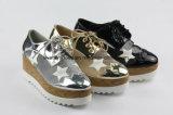 Het Ontwerp van het platform Pu + Hogere Dame Fashion Shoes van het Netwerk