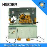 Hydraulischer Hüttenarbeiter-Locher und Ausschnitt-Maschine (Q35Y-25)