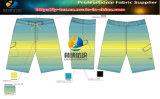 셔츠 Beachwear를 위한 직물을 인쇄하는 그림자 폴리에스테 2 방법 뻗기