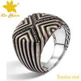 Fábrica del anillo de la joyería del bastidor de la manera