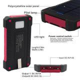 Портативный заряжатель водоустойчивое 10000mAh крена солнечной силы для iPad (SC-5688)