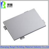 Piatto di alluminio del pannello di rivestimento della parete che costruisce i comitati di parete esterna