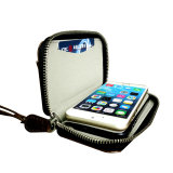 Caisse de téléphone de pochette de sac de caisse d'accessoires de téléphone mobile pour l'iPhone