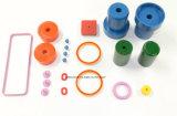カスタムPUの金属のプラスチックによって結合される部品