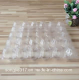 30 peças de solo carregadas com caixa de plástico