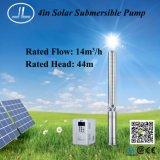 pompe submersible de 3.0kw 4inch, pompe solaire d'irrigation, pompe d'agriculture