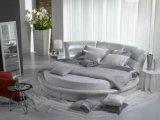 판매에 최신 디자인된 형식 호화스러운 둥근 침대
