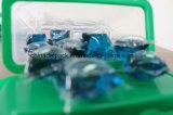 20g 액체 세탁제, OEM&ODM 세탁물 액체 세제 캡슐 4X 농도 세탁물 캡슐