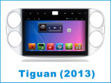 Androide Navigation des Systems-Tiguan des Auto-DVD GPS für 10.2 Zoll-Touch Screen
