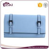 かわいいデザイン方法女の子の財布および札入れPUの革