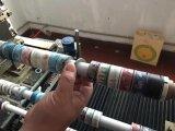 Machine de fente électrique à grande vitesse de bande de PVC