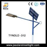 luz de calle solar del alto brillo 65W