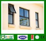 Tipo de alumínio do toldo de Windows e da porta com Austrália Pnocaw0001 padrão