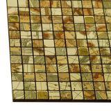 Royllent metallisches Kugel-Dekoration-Mosaik-Mischfarbe des Wand-Aufkleber-DIY