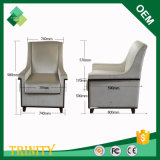 Cadeira moderna do quarto da forma para o pátio na faia (ZSC-50)