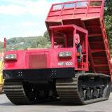 ダンプ(800*125*80)のためのゴム製トラック