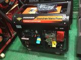 super leiser Typ des Dieselgenerator-7kVA mit Druckluftanlasser 220V 1 Phase
