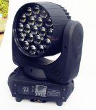 Yuelight 4in1 19PCS*10W RGBW LED Träger-bewegliches Hauptlicht