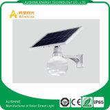 Prodotti di vendita superiori dentro fatti all'indicatore luminoso solare del giardino della Cina 9W 12W, indicatore luminoso esterno solare