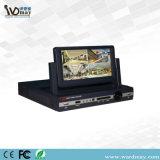 "8CH 7"" монитор H. 264 CCTV LCD Combo DVR"