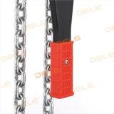 blocchetto Chain della leva di 1.5ton Rachet con l'imbragatura a catena