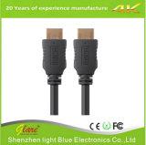 Câble HDMI sans fil noir 1.5m Support 4k