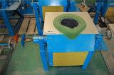 Horno de fusión de la máquina de la inducción para el desecho de aluminio