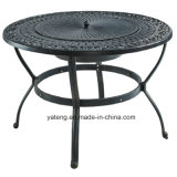Сетки литого алюминия мебели самомоднейшей конструкции журнальный стол напольной круглый