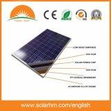 Poli comitato solare di alta qualità 120W con il certificato di TUV RoHS del Ce