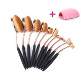 Étiquette privée Make up Cosmetics Make-up Tool Brushes Set