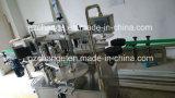 Автоматический лосьон разливает Labeler по бутылкам