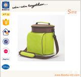Nuevo bolso del refrigerador con el bolso del almuerzo del refrigerador de la mano del totalizador