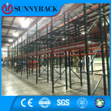 Solução de armazenamento de supermercado Customized High Storage Efficient Teardrop Pallet Rack
