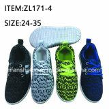 2017最も新しい方法注入は蹄鉄を打つ子供の偶然の履物の靴(FFZL170225-02)に