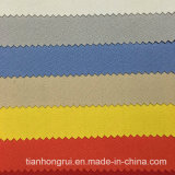 Venta al por mayor estándar real hecha en tela antiestática del uniforme del poliester de China