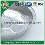 Alta calidad del envase de alimento del papel de aluminio