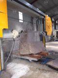 Le fil de diamant de commande numérique par ordinateur a vu la machine de Cut&Cutting de pierre de granit de Marble&