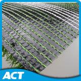 Hierba artificial de la nueva tecnología para el césped sintetizado reciclado del fútbol de interior