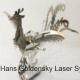 Gefundene Laser-Maschine Hans-GS, fand den Schnitt von so Nizza