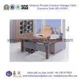 Самомоднейший стол офиса меламина офисной мебели с L-Формой (BF-006A#)