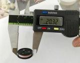 O plástico flangeou rolo cerâmico do fio para a máquina de Cabe