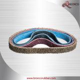 Зашкурить и поверхностный подготовляя пояс с шириной 10mm
