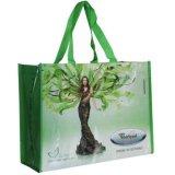 Bolsa de presente de compras não tecido de plástico PP Eco amigável