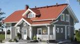 Резиденция стальной структуры обширного района практически дом красивейших и высокого качества