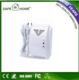 Детектор утечки газа цифров естественный LPG высокого качества установленный стеной Multi популярный в мировом рынке
