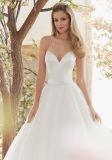 2017 Kleding Ctd6831 van het Huwelijk van de Toga van de Bal de Bruids