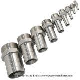 Ajustage de précision de pipe de raccord de boyau d'acier inoxydable
