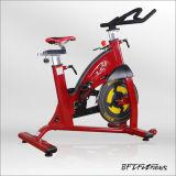 Bicicleta de giro de giro do equipamento da aptidão da bicicleta Bse-01/Commercial do exercício interno do equipamento do edifício de corpo com volante da correia