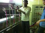 紫外線吹き付け塗装ラインの真空メッキ機械